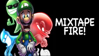 LUIGI'S MIXTAPE IS PURE FLAMES! [LUIGI'S MANSION] [#04]