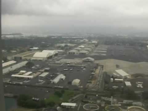Landing Zone @ Honolulu International Airport.
