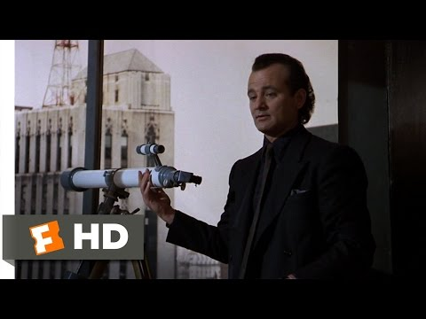 Scrooged (3/10) Movie CLIP - Towels for Christmas (1988) HD Mp3