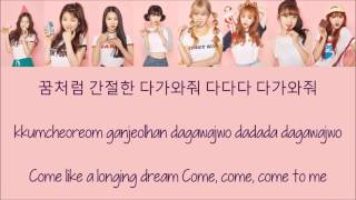 Oh My Girl - Liar Liar [Hang, Rom & Eng Lyrics]