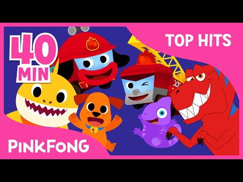 The Best Songs of Mar 2016   Baby Shark and More   + Compilation   PINKFONG Songs for Children