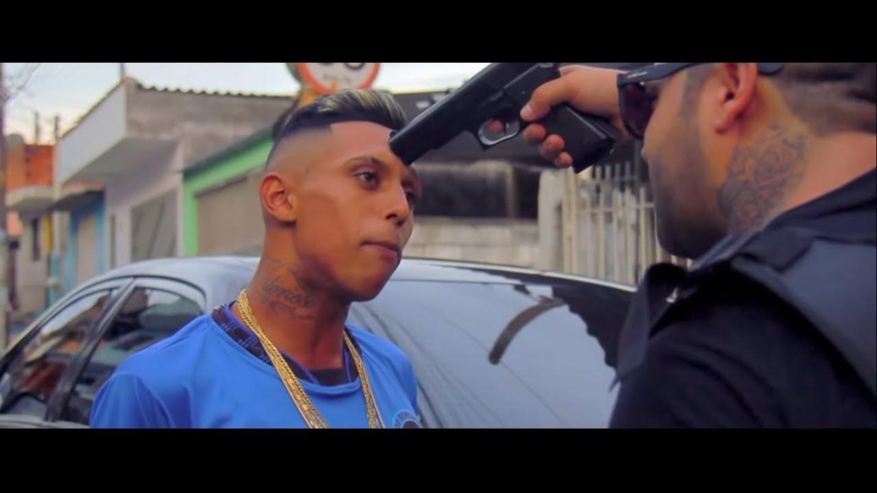Mc Kaverinha - Filha do Policia (Videoclipe) Dj Biel Bolado - Encontro de MC's #1