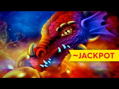 ~JACKPOT!!! Dragon's Realm Slot - $10 Max Bet Bonus!