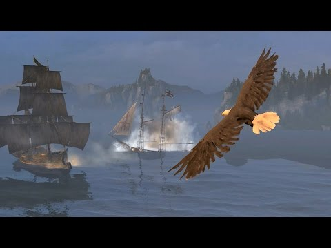 Assassin's Creed Rogue - River Valley Walkthrough Gamescom 2014