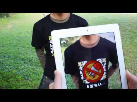 (AR) Augmented Reality T Shirts - iTee