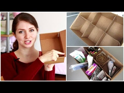 DIY | Органайзер от кутия Good Box
