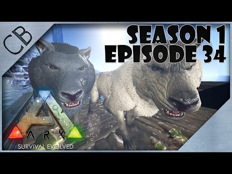 ARK: Survival Evolved - Last Stop : Northern Island - S1Ep34