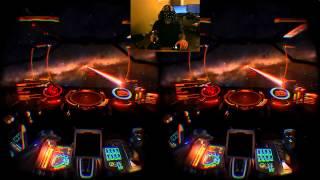 Oculus Rift DK2 / Elite: Dangerous -- DOGFIGHTS!!