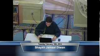 Foundations of Islam by Shaykh Jamaal Diwan 2-18-14