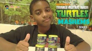 teenage mutant ninja turtles mash ems blind bag   series 2