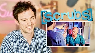 "Real DOCTOR reacts to SCRUBS 5 // S8E2 ""My Last Words"""