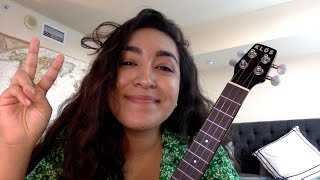 serenading you ! ask me questions, request some songs