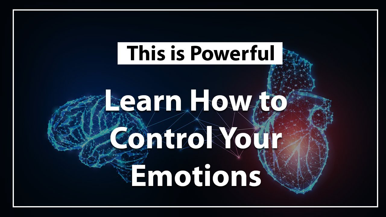 Dr Joe Dispenza - Control Your Emotions - Growth Events