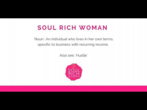 Chat with Genecia Alluora Luo Co-Founder at Soul Rich Woman from Singapore.
