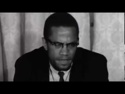 Pidato Malcolm X Yang Mengubah Sejarah Amerika [-TEKS INDO-]