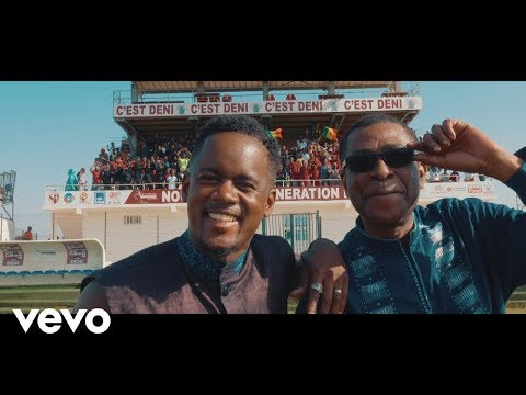 preview Black M - Gainde (Les Lions) ft. Youssou Ndour from youtube