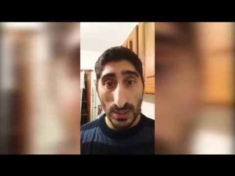 El hombre que fue escrachado por Facebook por un presunto abuso, denunció que fue una maniobra para robarlo