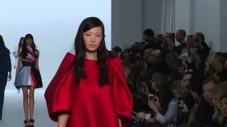 「ディーチェ・カヤック」15年春夏オートクチュール Dice Kayek - Haute Couture Fashion Show S/S 2015 in Paris