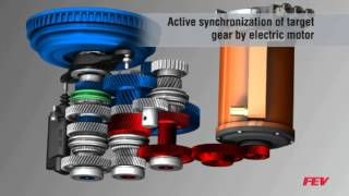 fev s 7 speed hybrid automated manual transmission 7h amt