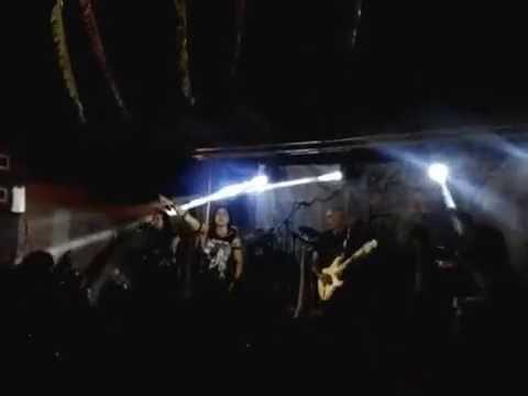 Saratoga Bodega Rock 2016 Parte 1ª