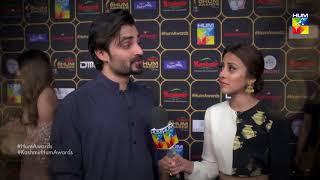Kashmir 6th HUM Awards 2018 | Red Carpet | Promo