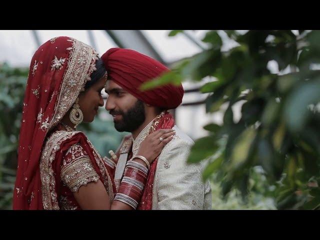 Toronto Sikh Wedding Next Day Edit
