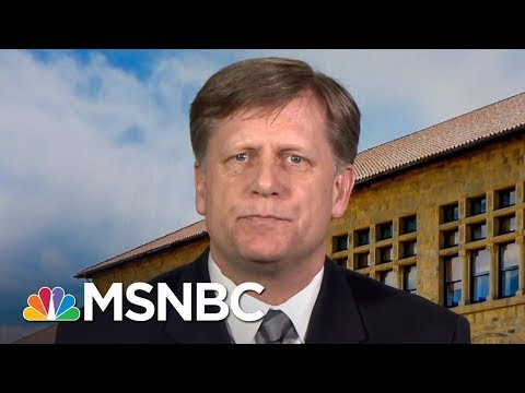 Full Michael McFaul: 'You Know Who's Tough On Russia? Bob Mueller' | MTP Daily | MSNBC