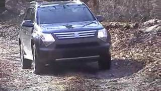 2007 Suzuki XL7 Review and Test Drive by CarReviewsAndNews
