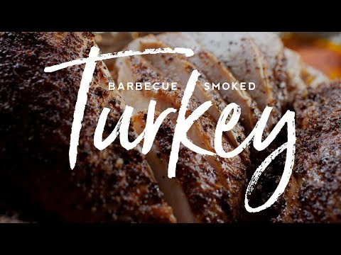 Barbecue Smoked Turkey