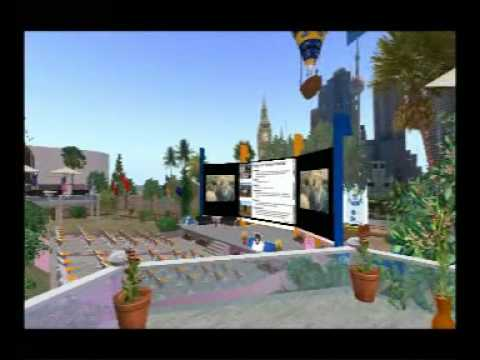 CPA Australia in Second Life