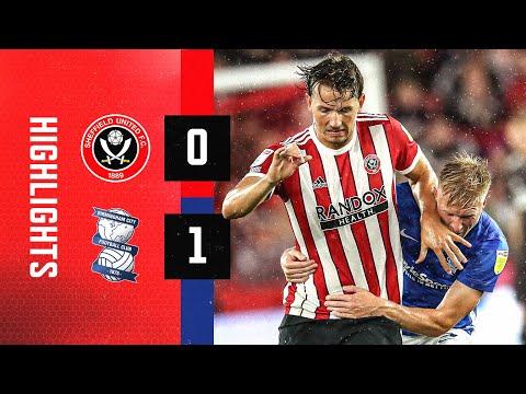 Sheffield Utd Birmingham Goals And Highlights