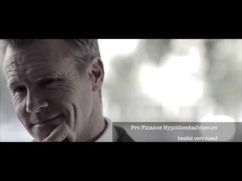 Hypotheekadviseur Amsterdam eo | Pro Finance | Beslist vertrouwd
