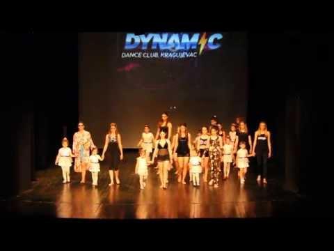 """Nema granica"" jun 2014. - Uvod - plesni klub Dynamic Kragujevac"