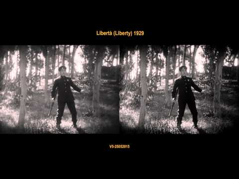 Libertà (Liberty) 1929 - comparison