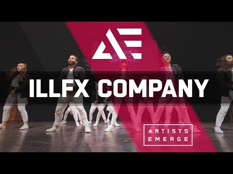 ILLFX COMPANY  |  Artists Emerge 2018