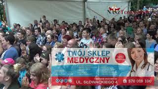 Koncert zespołu MIG na Gminnych Dożynkach w Czerniewicach