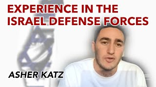 Experience in the Israel Defense Forces