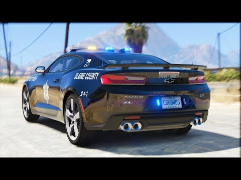 LSPDFR - Day 902 - Richland County Marked Camaro