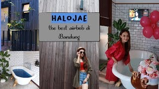 Gambar cover Daily Vlog #1: Haloje Best Airbnb in Bandung for honeymoon