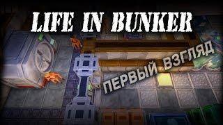 life In Bunker ПЕРВЫЙ ВЗГЛЯД И ОБЗОР