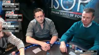 ISOP Season 2016-2017 Ev.7 - Final Table Main Event
