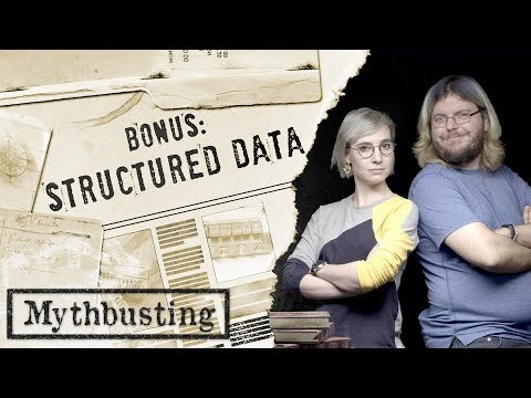 Structured Data: SEO Mythbusting (Bonus Material)