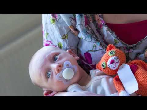 Soothing A Crying Infant Akron Children's Hospital Video