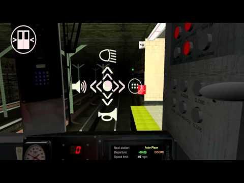 Subway Simulator New York gameplay (Android)