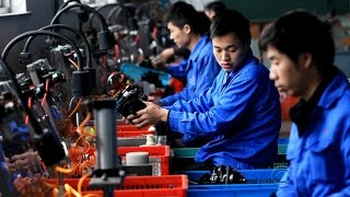 China's slowing economy leaves millions of jobs at stake