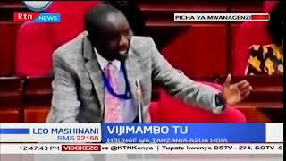 Vijimambo Mbunge wa Tanzania awavunja wengi mbavu bungeni
