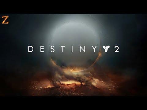 видео: destiny 2 - ОБТ! ГЛЯНЕМ!