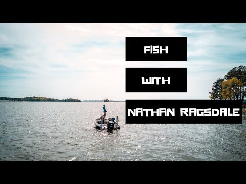 Nathan Ragsdale Fishing Lake Lanier Guide Service