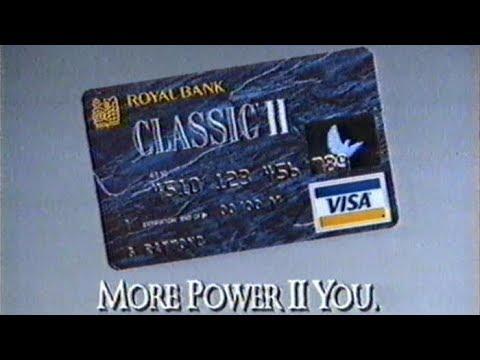 Royal Bank Visa Commercial, May 3 1996