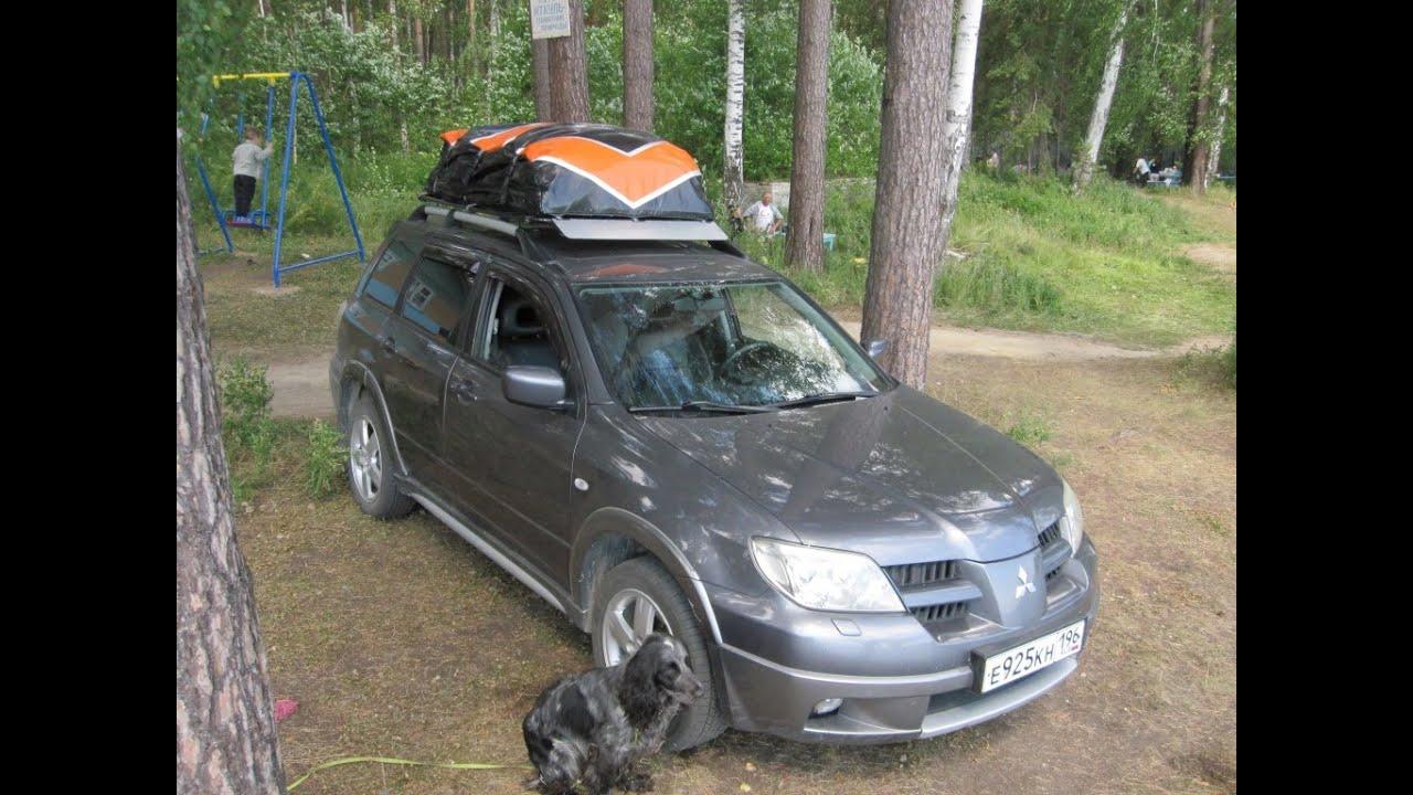 Багажник Бокс на крышу Opel Astra H (2004-2012) в Нижнем Новгороде .